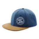 Sori Cap - Denim Blue