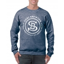Sori Sweatshirt Heather Navy