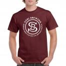 Sori Maroon T-shirt