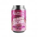 Hybrid Treats Vol.4: Raspberry Cream Donut